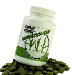 Barley Power - Zelený jačmeň -