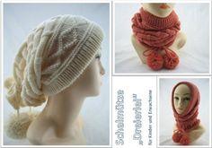 Wandelbare Schalmütze selber stricken: Kann als Schal, als Mütze und als Schalmütze getragen werden. Hol Dir die Strickanleitung und leg einfach los.