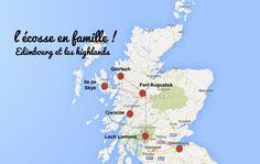 Road trip ecosse : en famille à travers les Highlands et Edimbourg ! - VOYAGE FAMILY