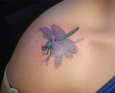 Dragonfly tattoo designs as a symbol of strength - Page 5 of 30