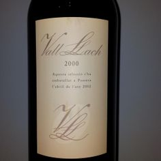Vall Llach 2000 en Union.  La esencia del Priorat en una botella  http://www.onfan.com/es/especialidades/cranford/celler-vall-llach/vall-llach-2000?utm_source=pinterest&utm_medium=web&utm_campaign=referal
