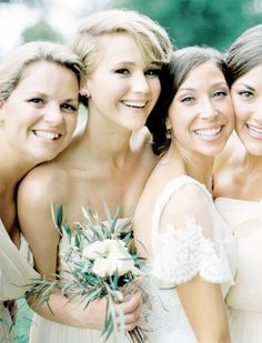 Jennifer Lawrence at her brother's wedding