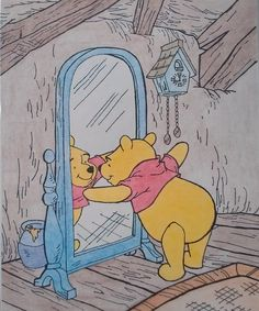 30 day Disney challenge  Day 1 favorite character obviously Winnie the Pooh since I was little