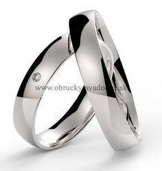 SVADOBNÉ OBRÚČKY OB-015/4 Golf Clubs, Wedding Bands, Diamond, Wedding Band, Wedding Band Ring, Wedding Rings, Wedding Ring