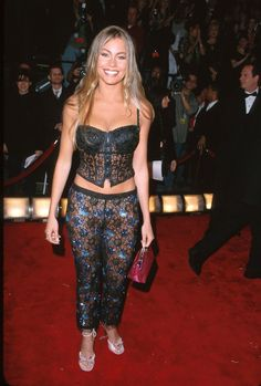 Pin for Later: A Nostalgic Look Back at Celebrities' Earliest Red Carpet Appearances Sofia Vergara, 2000