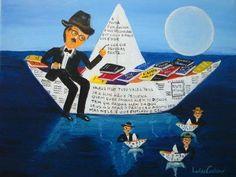 Mar Portugues, poema de Fernando Pessoa