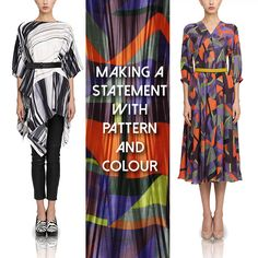 Making A Statement with Pattern and Color