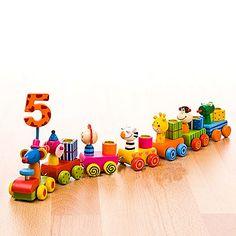 IMAGE Geburtstagszug | Spielen | Kinderspielzeug | Partyartikel | baby-markt.at