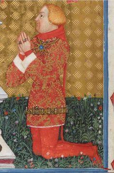 Missale et horae ad usum Fratrum Minorum.  Date d'édition :  1301-1400  Latin 757  Folio 109v