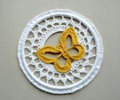 beautiful. ♪ ♪ ... #inspiration_crochet #diy GB