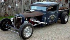X-Rod — #truck... Chevrolet Sedan, Chevrolet Trucks, Old Hot Rods, Hot Rod Trucks, Us Cars, Street Rods, Bobber, Custom Cars, Rats