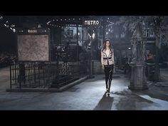 O desfile Métiers d'Art da Chanel em movimento - Lilian Pacce