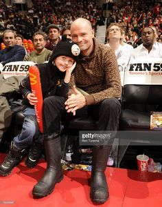 canadian-rocker-gord-downie-from-the-tragically-hip-with-his-son-a-picture-id78506942 (805×1024) Heavy Heart, Weather Day, Hip Hip, Your Music, Sons, Memories, People, Pictures, Board