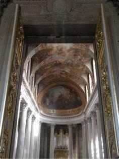 王家の礼拝堂(Royal Chapelle) (ヴェルサイユ宮殿 Château de Versailles)