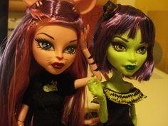 Monster High Kitty/Witch CAM by golovelovekitty, via Flickr
