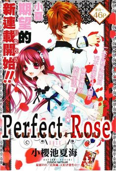 Perfect Rose Vol.1 Ch.1 Page 3 - Mangago