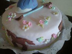 Torta  equitación