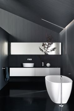 Bathroom Decoration Thumbnail size Ten Small Dark Bathroom Ideas Tips You Need To Learn Home Rustic Apartment Bathroom Design, New Bathroom Designs, Bathroom Design Inspiration, Bathroom Design Luxury, Bathroom Images, Bathroom Ideas, Bathroom Layout, Small Dark Bathroom, Dark Bathrooms