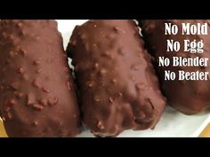 OREO CHOCO BAR ICE CREAM RECIPE – NO EGG & MOLD – WITHOUT CONDENSED MILK AND ICE CREAM MAKER - YouTube