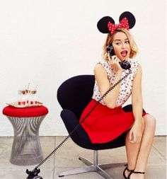 Lauren Conrad's newest Disney collaboration {Minnie Mouse} at Kohl's