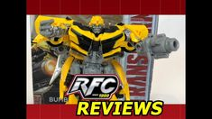 Transformers The Last Knight Premier Edition Deluxe Class Wave 3 Bumbleb...