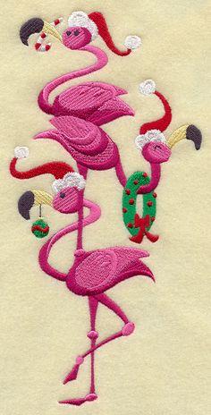 Fa La La Flamingo Stack