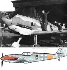 Messerschmitt Bf 109 T-2