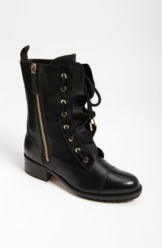 Wish I had an extra $1,295 laying around.....   Valentino Ruffle Boot available at #Nordstrom