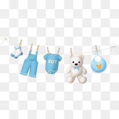 Roupas de bebê design.