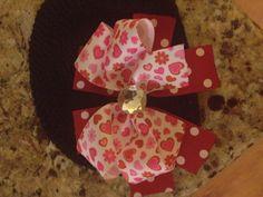 Valentine Bow $6