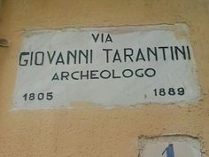 Gli archeologi mi perseguitano