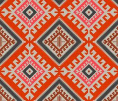 shakami_multi fabric by holli_zollinger on Spoonflower - custom fabric