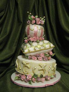 Fairy Take Wedding Cake