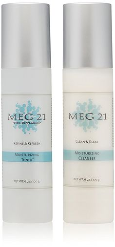 MEG 21 Clean and Clear Moisturizing Cleanser Plus Refine and Refresh Moisturizing Toner >>> This is an Amazon Affiliate link. To view further for this item, visit the image link.