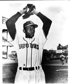 Satchel Paige, Negro Leagues by Black History Album, via Flickr