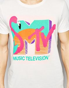 ASOS MTV Tshirt