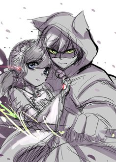 Medieval Ages || Chat & Marinette