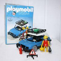 Playmobil blue car (3210)