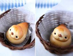 Bem Legaus!: Pão de passarinho