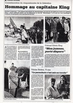 Vernon newspaper on King Page 2