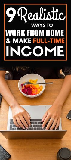 You don't have to have a job just to make full-time income. These work from home jobs are high paying and in demand. Plus, you don't need experience to qualify for these jobs. Start making full time income by working from home with one of these jobs. Work From Home Jobs, Make Money From Home, Way To Make Money, Make Money Online, Online Careers, Online Jobs, Flex Job, Leaving A Job, Marketing Program