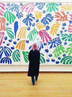 Matisse at the Stedelijk Museum via DESIGNLOVEFEST