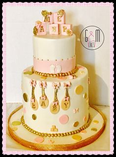 30TH BIRTHDAY CAKE CANDLE PINK WHITE DECORATIONS DOULBE SIDED Ballonnen