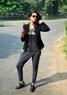 #OOTD   Vero Moda   Akanksha Redhu