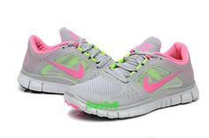 Cheap Best Nike Free Run 3 Womens Wolf Grey Pink <33333 www.cheapshoeshub#com  mens nike free 5.0 v4, cheap nike free 7.0