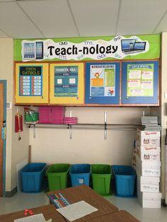 Technology theme