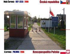 Confini amministrativi - Riigipiirid - Political borders - 国境 - 边界: 2006 / 2008 CZ-PL Tšehhimaa-Poola Cechia-Polonia