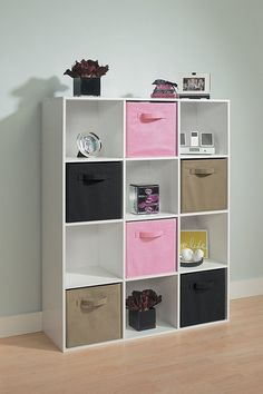 Closet Maid Cubical Storage Organizers Are A Convenient Wat To Hold  Hobbies, Toys, Media