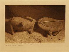 volume 5  facing: page  24 The sacred turtles - Mandan