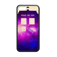 Doctor Who TARDIS Universes Inside Case for iPhone 5c